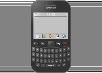 """Symbolbild """"BlackBerry"""""""
