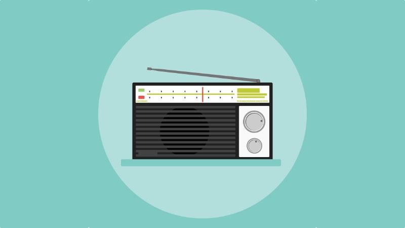 "Symbolbild ""Radio"""
