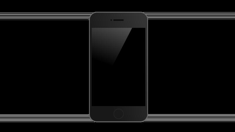 """Symbolbild """"iPhone"""""""