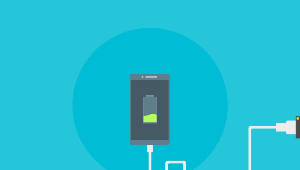 Smartphone Ladekabel