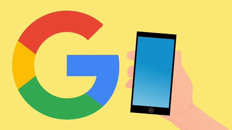 "Symbolbild ""Google"""